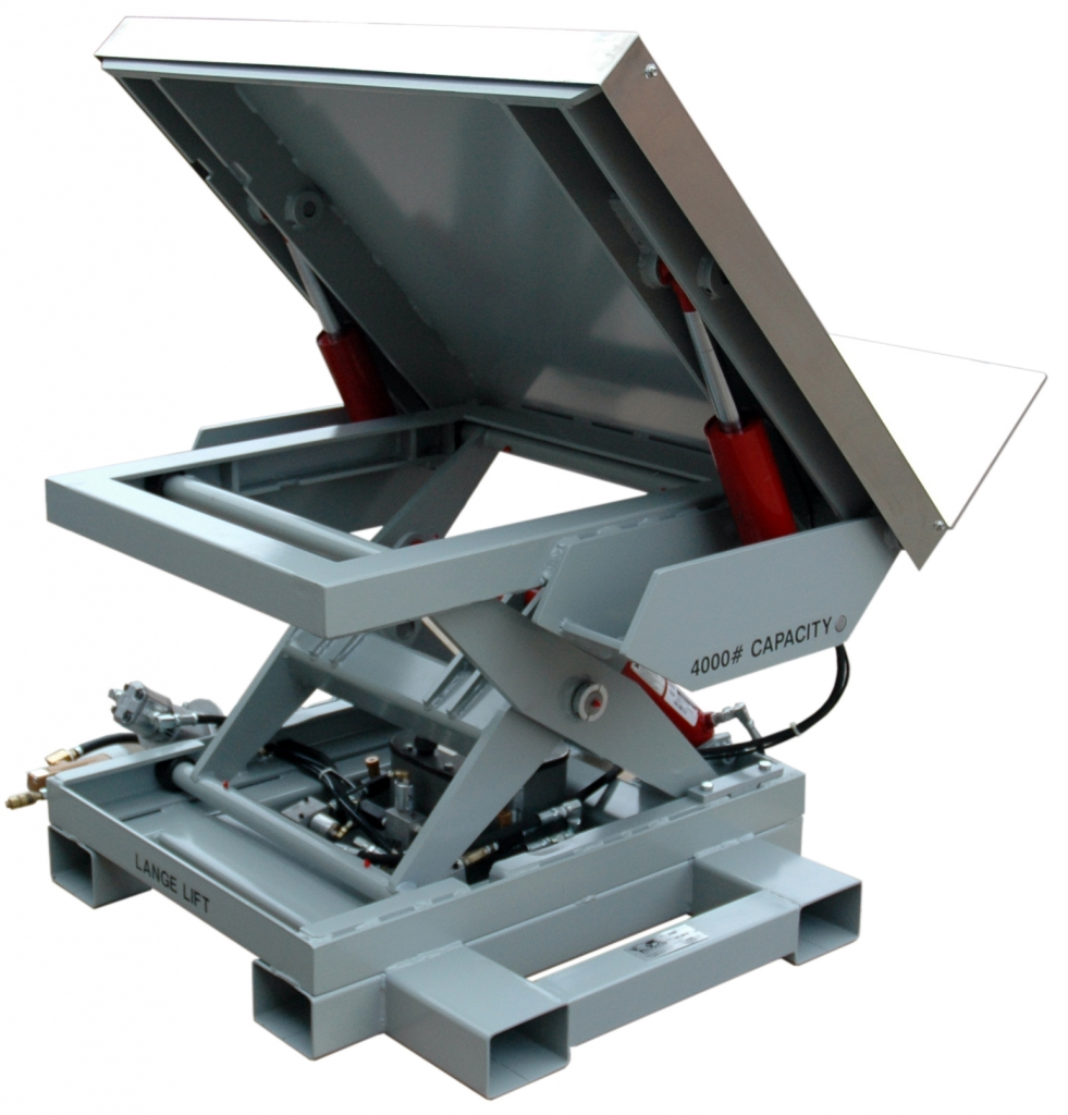Custom Lift Table - Built in the US by Lange Lift