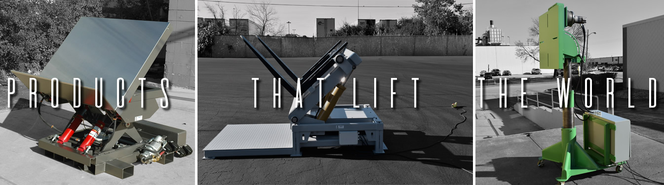 Lange Lifts - Products That Lift the World