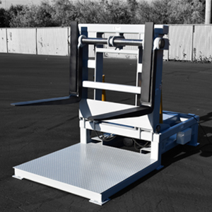 Tilter/Upender - Custom Built by Lange Lift in the USA