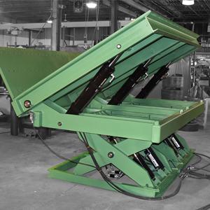 a custom hydraulic scissor lift