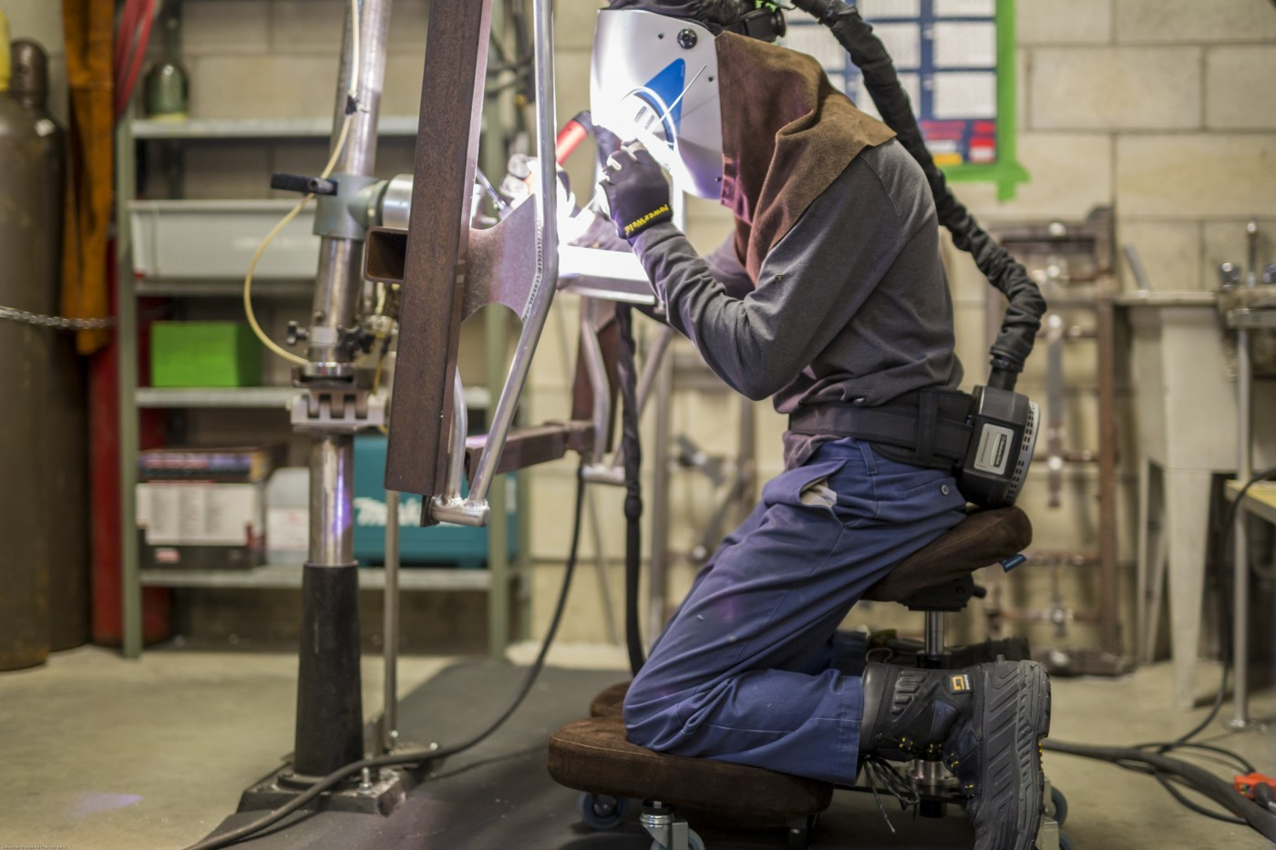 Boost Welding Productivity With An Ergonomic Workstation