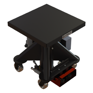 Powered Electric Hydraulic Lift Table - 24 inch - Lange Lift