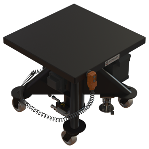 Hydraulic Battery-Powered Lift Table - 30 inch - Lange Lift