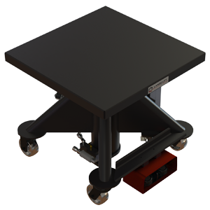Powered Electric Hydraulic Lift Table - 30 inch - Lange Lift