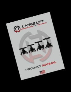 Lange Lift Product Manual