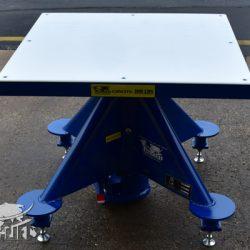 Ergonomic Adjustable Feet UHMW 1000 lbs 35596 97 A