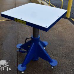 Ergonomic Adjustable Feet UHMW 1000 lbs 35596 97 F