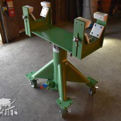 optronics fixture ergonomic lift table 35237 c