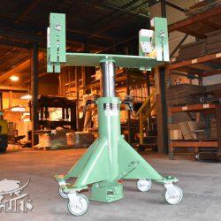 optronics fixture ergonomic lift table 35237 I