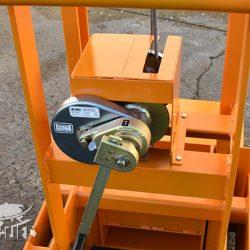 Mobile Lift Cart 1000 lbs capacity 33271 76 D